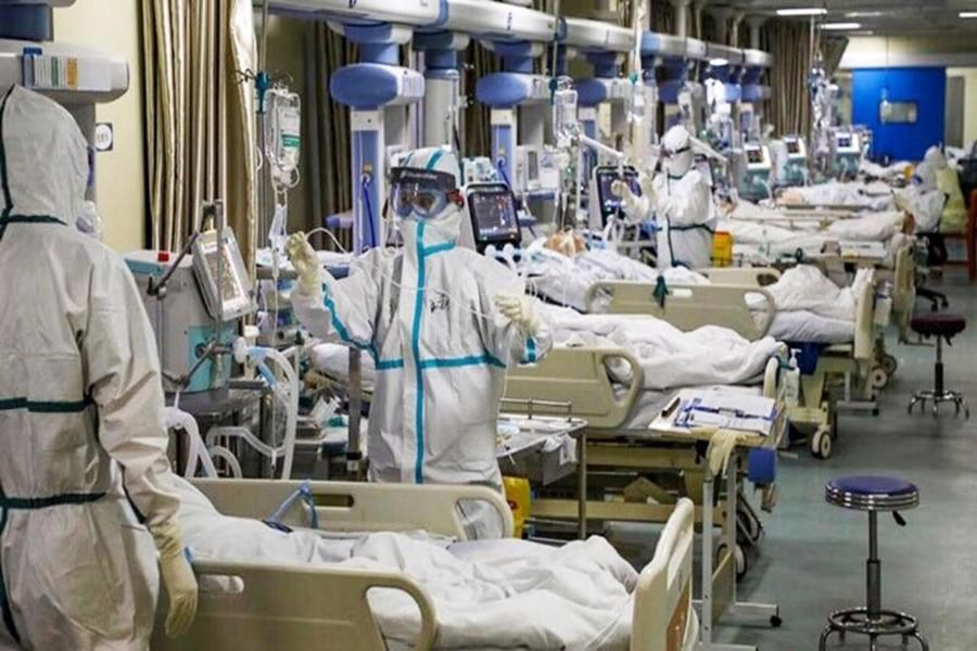 افزایش تعداد بستریشدگان کرونایی در بیمارستانهای گیلان/ استفاده از ماسک ۵۰ درصد کاهش یافته است
