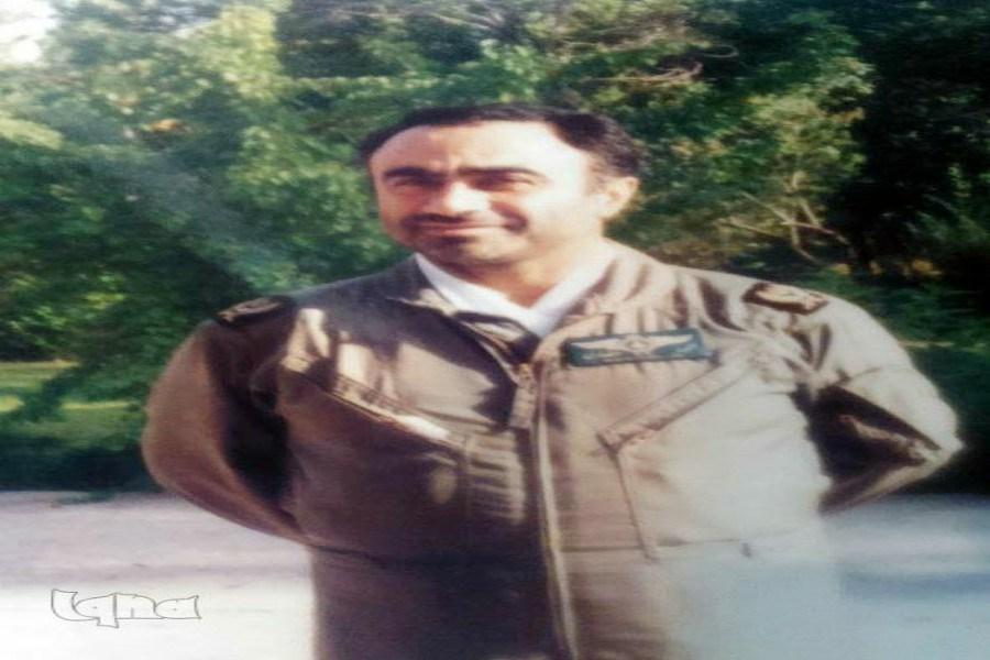 تصویر گفت و گوی نوروزی با سرتیپ دوم خلبان نیروی هوایی ارتش