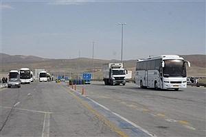 تصویر  سفر در جادههای آذربایجان شرقی ۱.۳ افزایش یافت