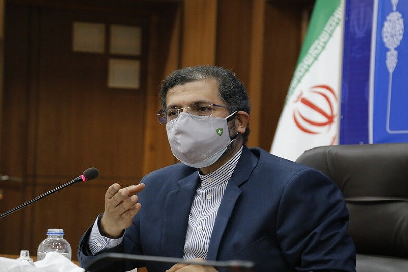 تصویر واکنش سخنگوی وزارت امور خارجه به خبرسازی ها از مذاکرات وین