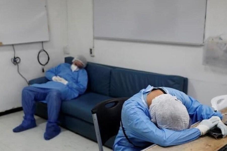 اعتراف تلخ یک پزشک درگیر کرونا
