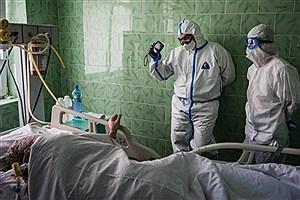 تصویر  وجود 152 بستری کرونایی در بیمارستانهای استان/ تاکنون 993 سمنانی جان باخته اند