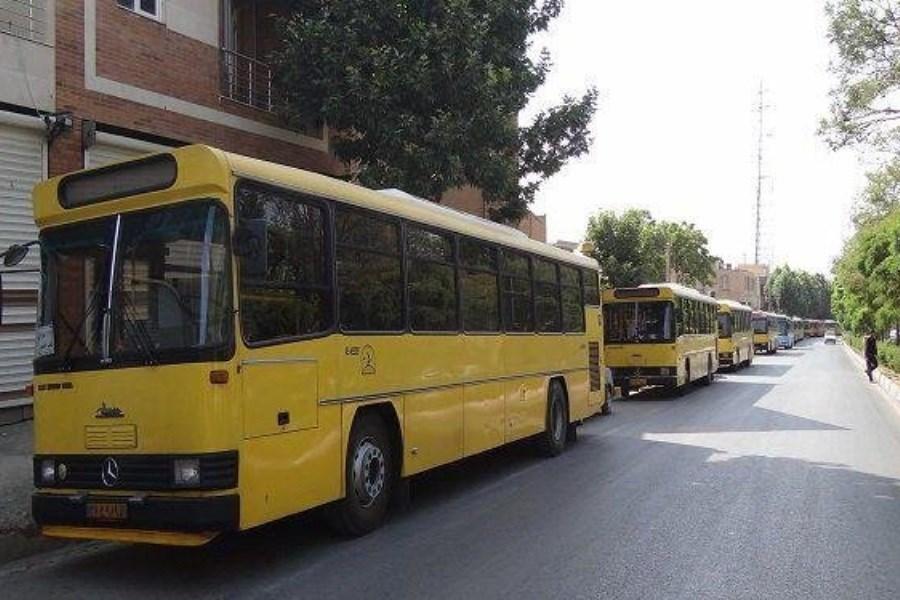 کرایه اتوبوس 35 درصد افزایش مییابد