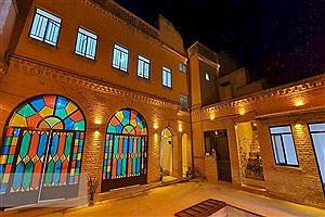 تصویر  خانه تاریخی صنیعی در دزفول به اقامتگاه سنتی تبدیل میشود