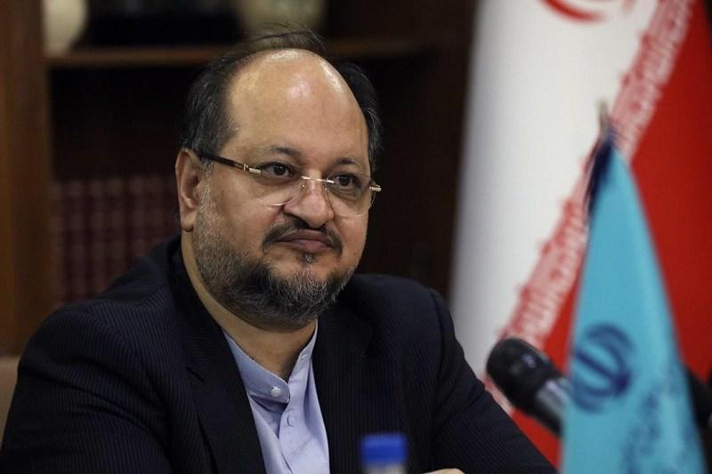 اعلام وصول پنج فقره سوال از وزیر کار