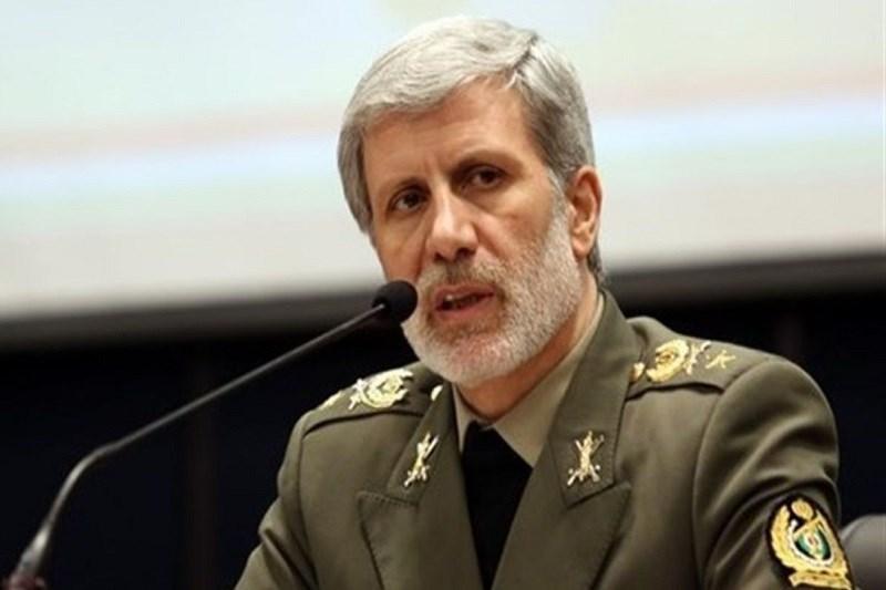 قدردانی وزیر دفاع از دست اندرکاران افزایش حقوق سربازان وظیفه