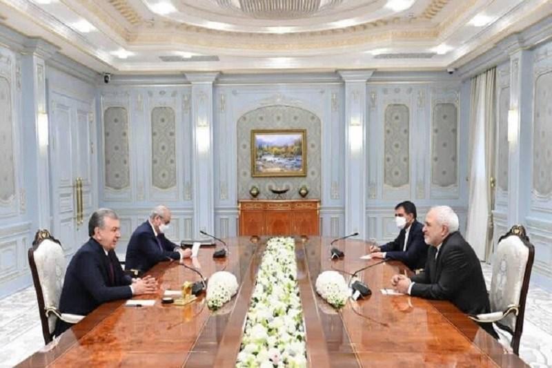دیدار با مقام های ازبکستان «پرثمر» بود