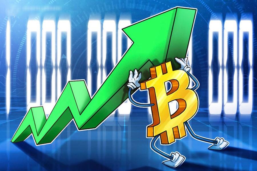 بازار 1 تریلیون دلاری بیت کوین برای 10 روز متوالی