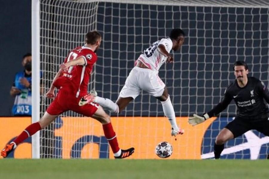 پیروزی رئال مادرید مقابل لیورپول / سیتی در آخرین لحظات دورتموند را شکست داد