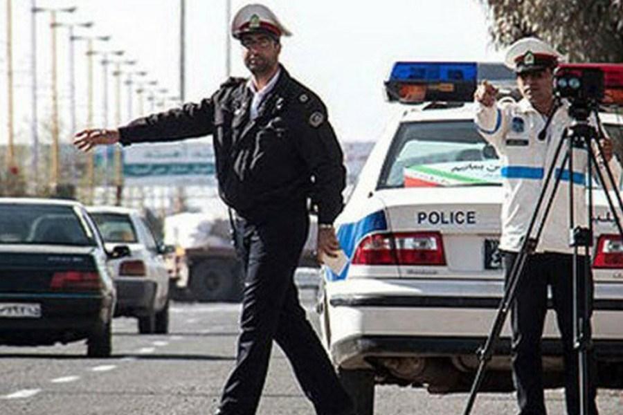 دوربین مخفی و شاهکار پلیس