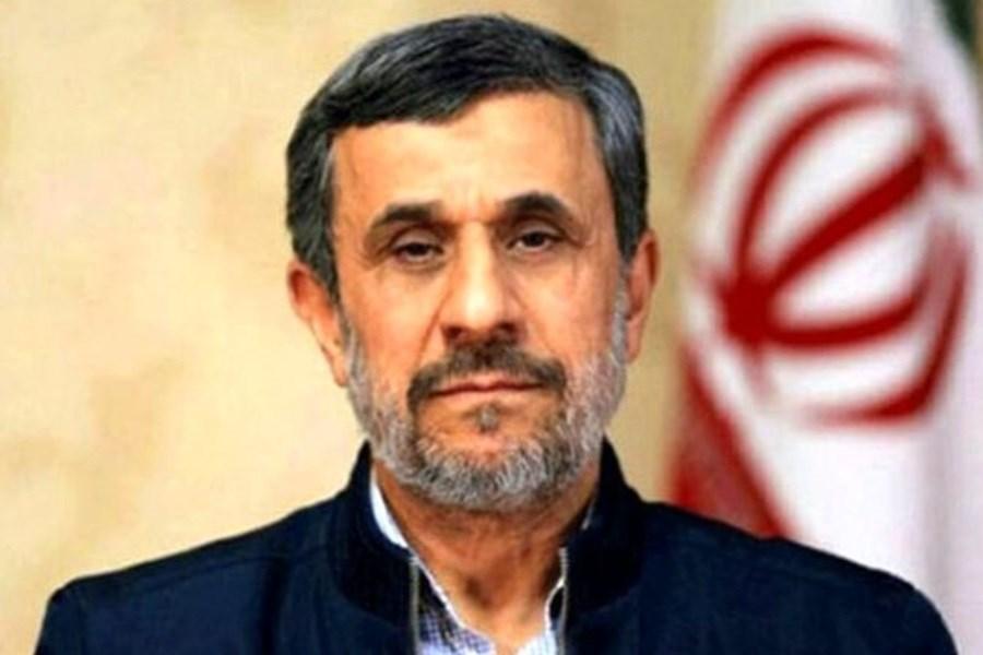 تصویر فعالیت های عجیب انتخاباتی احمدی نژاد با اسم کریم خان زند!