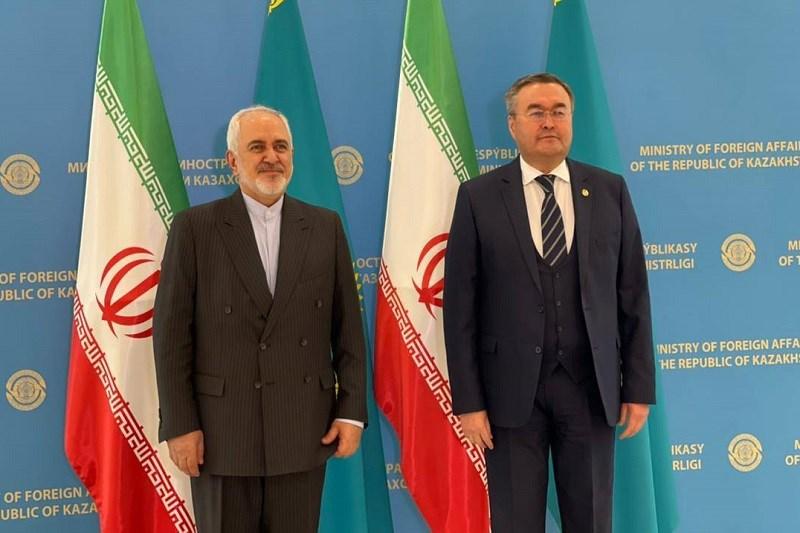 سطح روابط دو جانبه ایران و قزاقستان و گسترش آن رضایت بخش بوده است