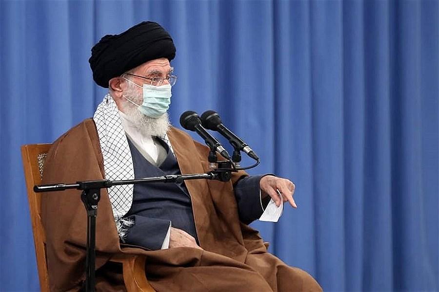 تصویر سخنرانی مهم رهبر انقلاب تا ساعاتی دیگر