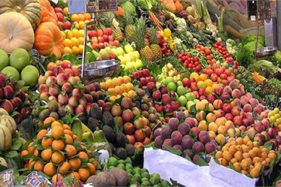 ورود میوه های نوبرانه بهاری به بازارهای میوه و تره بار
