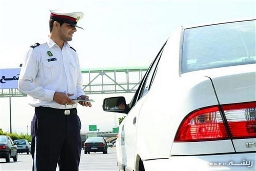 اعمال قانون 2591 راننده ناقض محدودیت های کرونایی