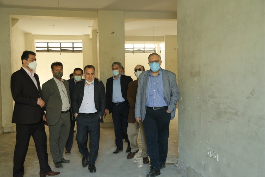 مدیرعامل بیمه ایران برصیانت از اموال و مولد سازی سرمایه های شرکت تاکید کرد