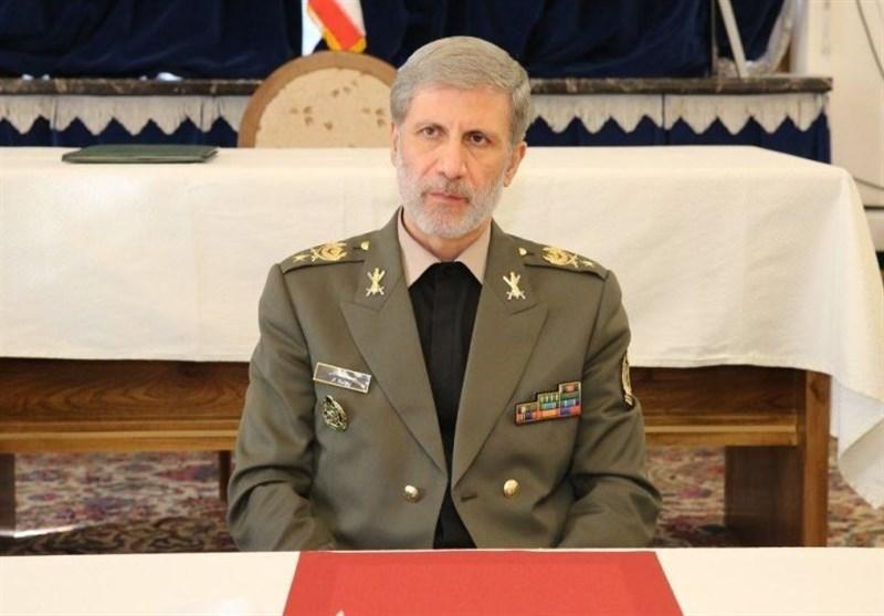 زمینه گسترش همکاریهای ایران و تاجیکستان در حوزه دفاعی فراهم است