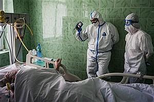 تصویر  فوت ۱۹۳ بیمار در شبانه روز گذشته