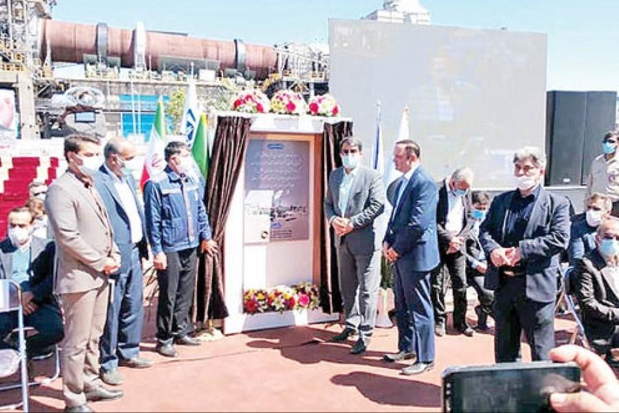 افتتاح بزرگترین کارخانه گندلهسازی کشور