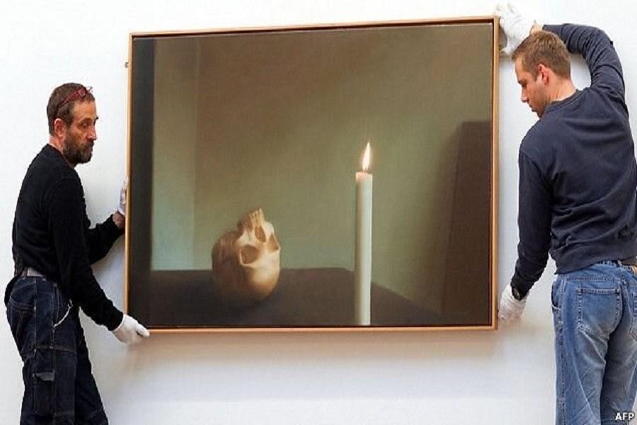 هنرمندی که نقاشی را حماقت می داند!