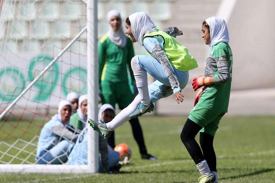 تصویر تعطیلی تیم ملی فوتبال زنان ایران ۲ ساله شد!