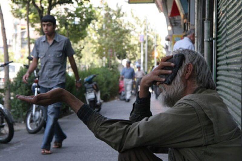 243 متکدی در شهر سنندج جمع آوری شد