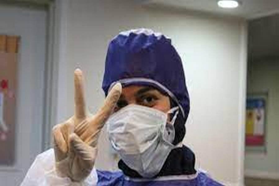 نمره قبولی به وزارت بهداشت و کادر درمان در مقابله با کرونا