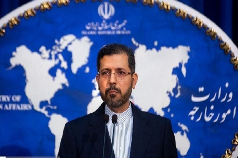 تصویر خطیبزاده خبر تبادل زندانیان بین ایران و آمریکا را تایید نکرد
