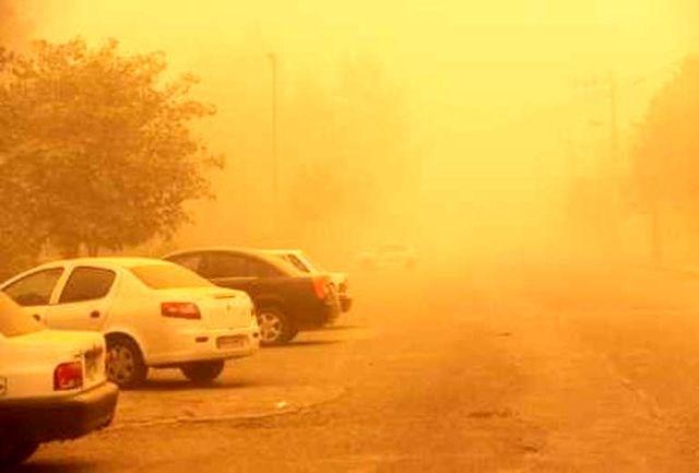 کاهش 4 درجهای دما در اصفهان