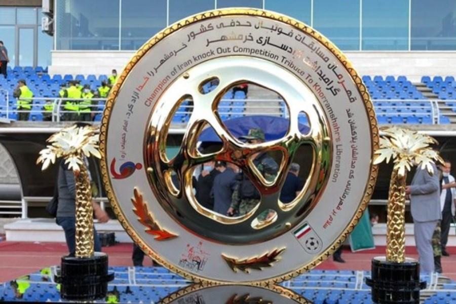 برنامه مسابقات مرحله یک هشتم نهایی جام حذفی اعلام شد
