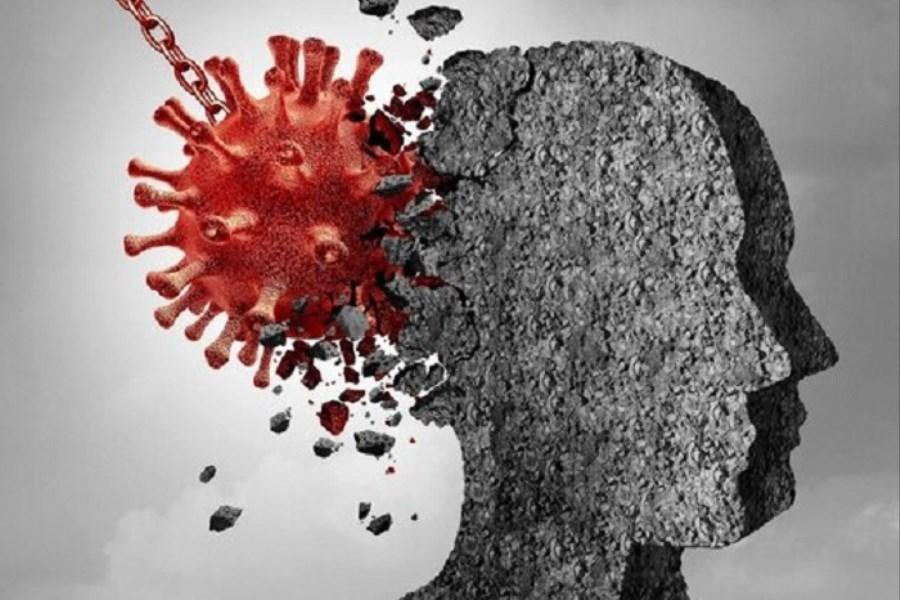 تبعات ویروس کرونا، عامل افزایش مشکلات روحی است