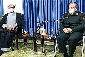 تصویر  اجرای منویات مقام معظم رهبری سرلوحه کار ناجا است