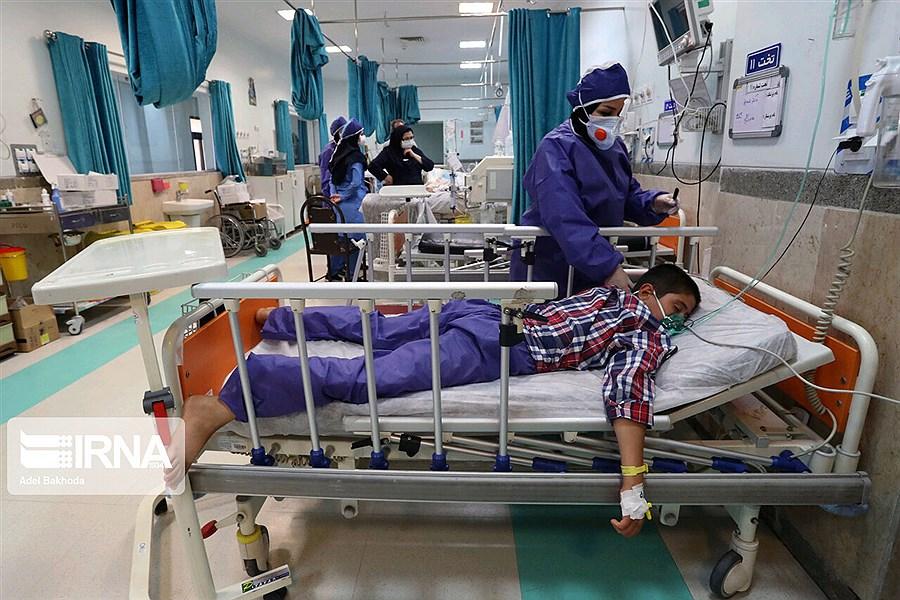 فوت ۲۷۴ نفر در شبانه روز گذشته