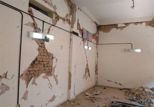 1300 منزل مسکونی در زلزله مریوان خسارت دیدهاند/ لزوم تکمیل اطلاعات دقیق تر از خسارتها