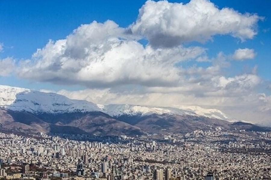 هوای تهران سالم اعلام شد