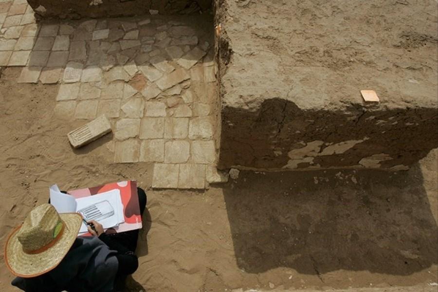 تصویر رد پای شاه آشوری کشف شد/ تصویر جدیدترین خط میخی ایران