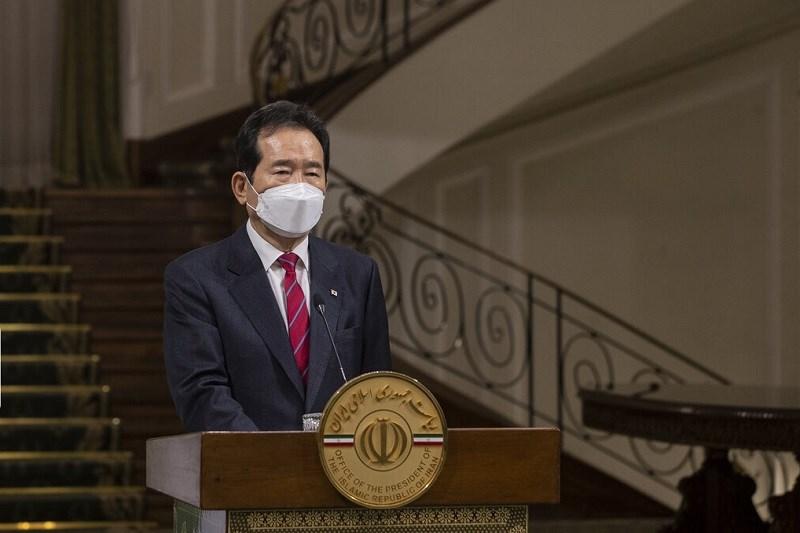 وزارت خارجه نتیجه دیدارها با نخستوزیر کره را به مجلس اعلام کند