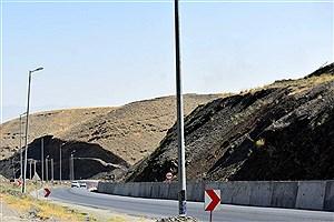 تصویر  ورودی های همدان  زیبنده مرکز استان نیست