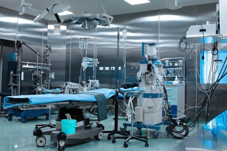 خارک جزیرهای بدون تجهیزات بیمارستانی