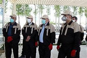 تصویر  متخصصان کشور با وجود فشار تحریمها توانستند از ظرفیتهای داخلی استفاده کنند
