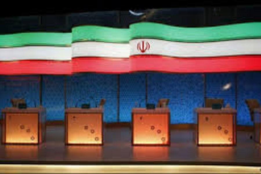 تصویر مناظرههای انتخاباتی از صداوسیما پخش می شود