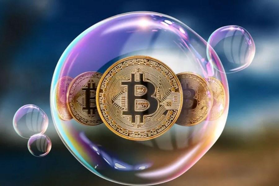 بیت کوین یک حباب است!