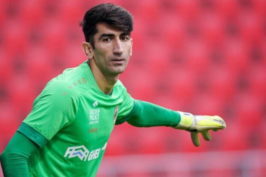 واکنش کنفدراسیون فوتبال آسیا به حضور بیرانوند در تیم پرتغالی