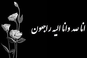تصویر  تسلیت رسانه پرسون برای درگذشت پدر گرامی دکتر مهدی سنایی