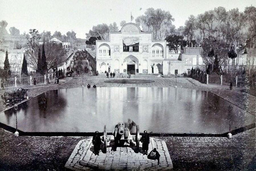 درب تاریخی کاخ گلستان در اردیبهشت بازگشایی می شود