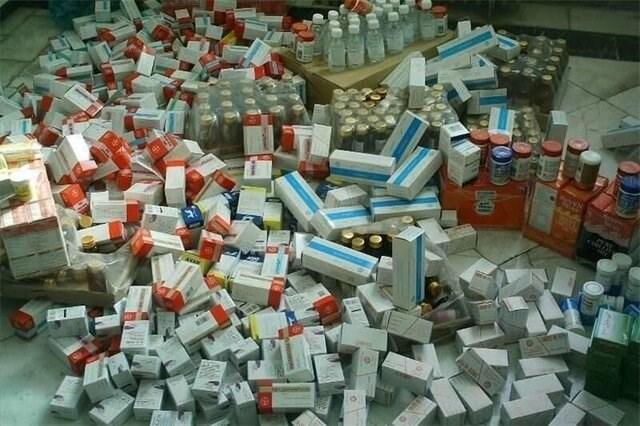 کشف داروی قاچاق در مرزهای آذربایجان غربی