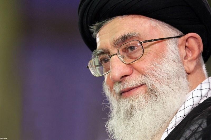 تصویر ساعت ۱۱ آخرین پنج شنبه ماه رمضان؛ سخنرانی رهبر معظم انقلاب