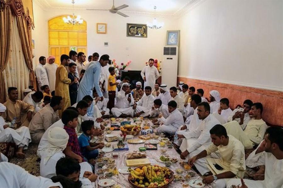 آداب و مراسم ماه رمضان در بندرلنگه و بستک