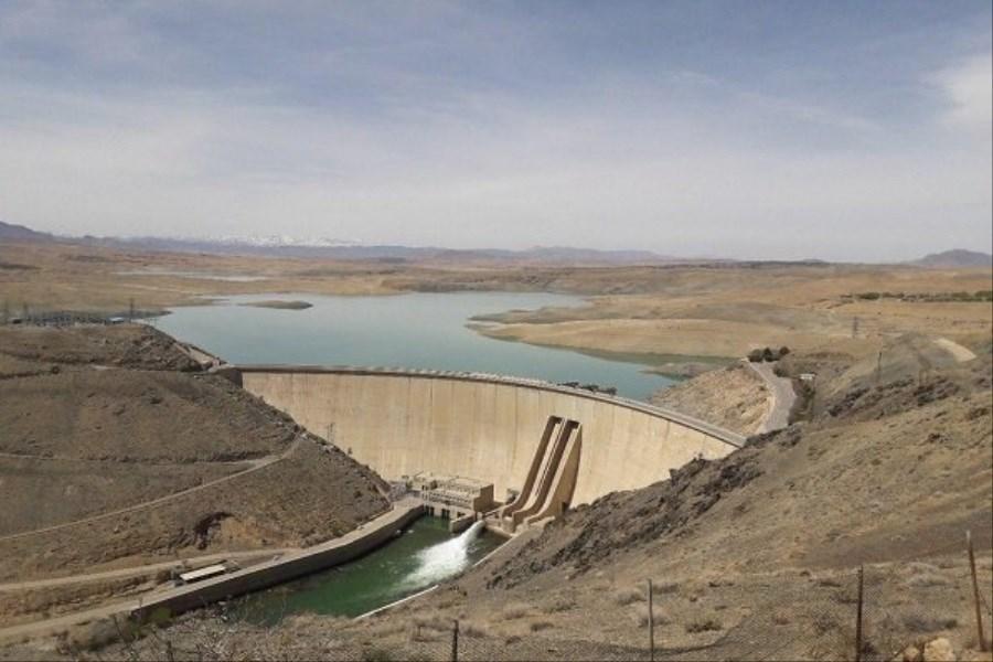 356 میلیون مترمکعب، ذخیره مخزن سد زایندهرود