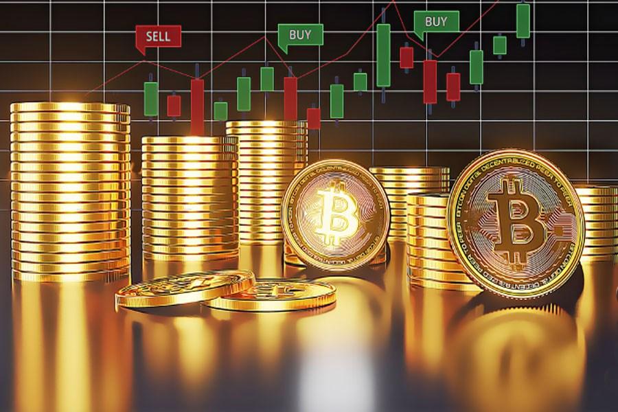 افزایش 300 میلیارد دلاری سرمایه بازار رمزارزها طی دو هفته !